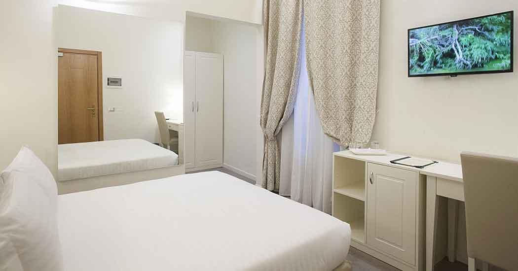Doppelzimmer zur Einzelbenutzung